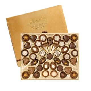 Lindt 14.6-ounce Swiss Luxury Selection