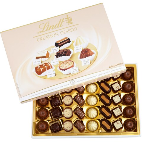 Lindt Creations 14.1-ounce Dessert Collection