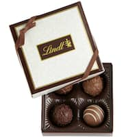 Lindt Gourmet Truffles Sampler Box