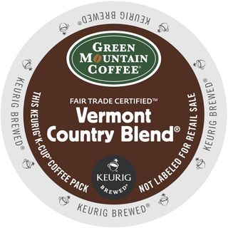 Green Mountain Vermont Country Blend Coffee, K-Cup Portion Pack for Keurig Brewers
