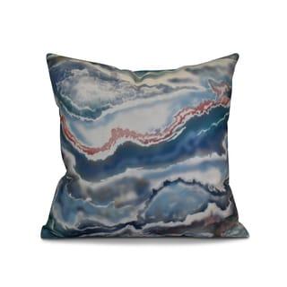 16 x 16-inch, Remolina, Geometric Print Outdoor Pillow
