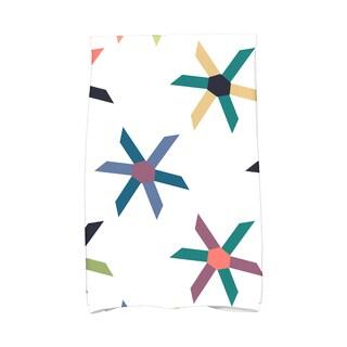 16 x 25-inch, Pinwheel Pop, Geometric Print Kitchen Towel