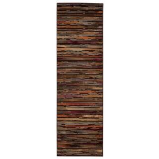 Nourison Paramount Multicolor Area Rug (2'2 x 7'3)