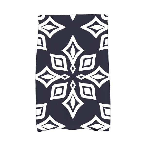 16 x 25-inch, Beach Star, Geometric Print Kitchen Towel