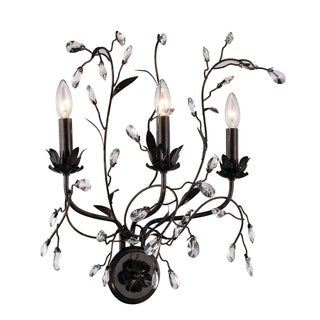 Somette Lancaster Collection Royal Cut Wall Sconce