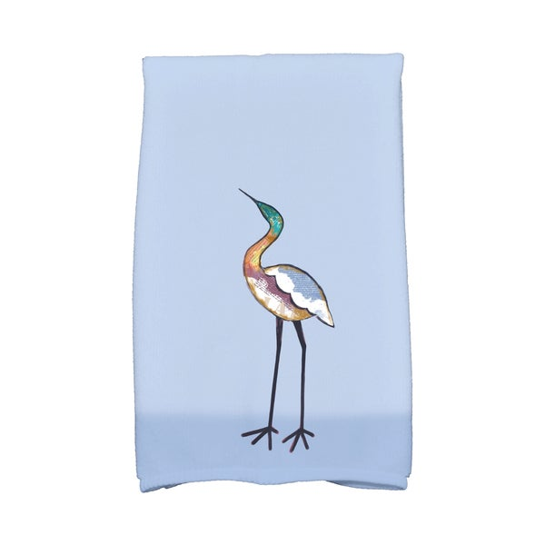 16 x 25-inch, Bird Fashion, Animal Print Kitchen Towel