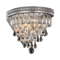Somette Cloverly Collection Royal Cut Wall Sconce