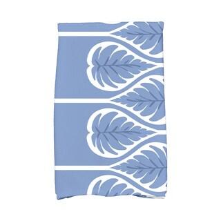 16 x 25-inch, Fern 1, Floral Print Kitchen Towel
