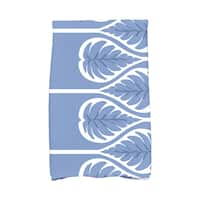 16 x 25-inch, Fern 1, Floral Print Kitchen Towel