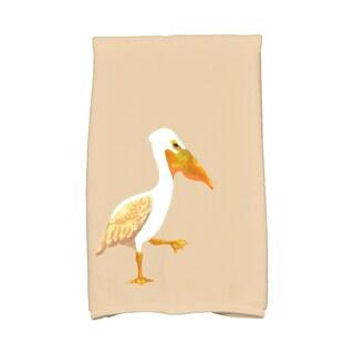 16 x 25-inch, Pelican March, Animal Print Kitchen Towel