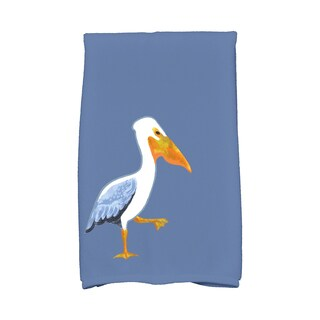 16 x 25-inch, Pelican March, Animal Print Kitchen Towel