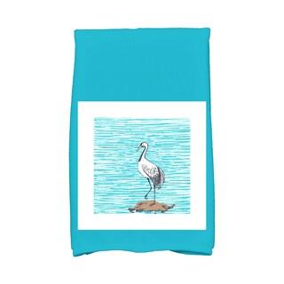 16 x 25-inch, Sandbar, Animal Print Kitchen Towel