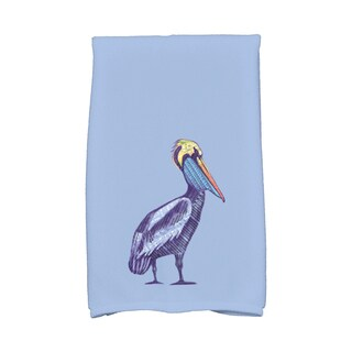 16 x 25-inch, Sea Music, Animal Print Kitchen Towel