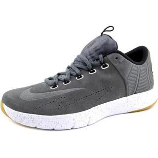 Nike Men's 'Lunar HyperRev Low Ext' Regular Suede Athletic Shoes