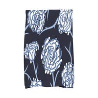 16 x 25-inch, Spring Floral 2, Floral Print Kitchen Towel