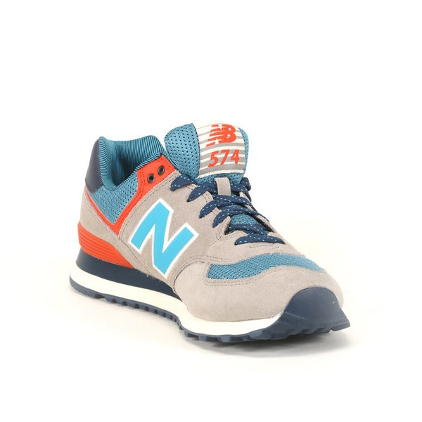 separation shoes f3b7c 1bb92 Shop New Balance 574 Out East Edition - Free Shipping Today ...