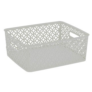 Simplify Medium Trellis Storage Tote