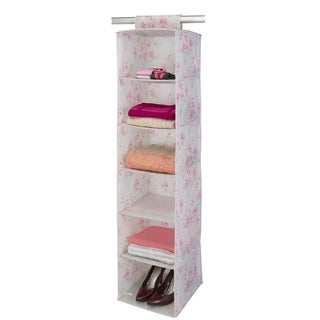 Laura Ashley Beatrice 6-shelf Non-woven Organizer