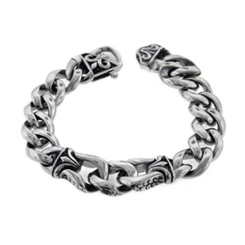 Men's Alternative Style Stainless Steel Bracelet