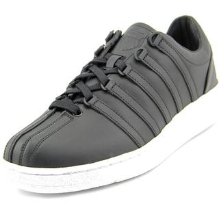 K-Swiss Men's 'Classic Vn Bl' Leather Athletic Shoes
