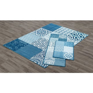 VCNY Logan Area Rugs (Set of 3)