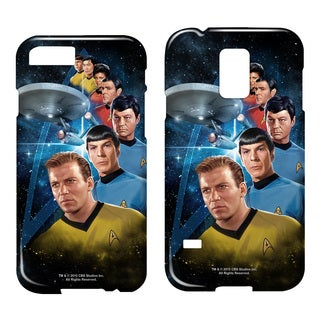 Star Trek/Among The Stars Barely There Smartphone Case (Multiple Devices) in White
