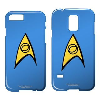 Star Trek/Science Barely There Smartphone Case (Multiple Devices) in White