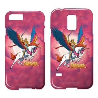 She Ra/Clouds Barely There Smartphone Case (Multiple Devices) in White