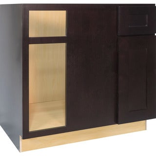 Honey base kitchen cabinet 34 5 high x 42 wide x 24 deep for Kitchen cabinets 42 high
