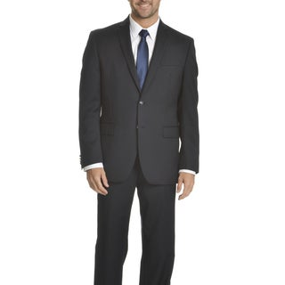 Daniel Hechter Men's Navy Modern Fit 2-button Suit Separate Blazer