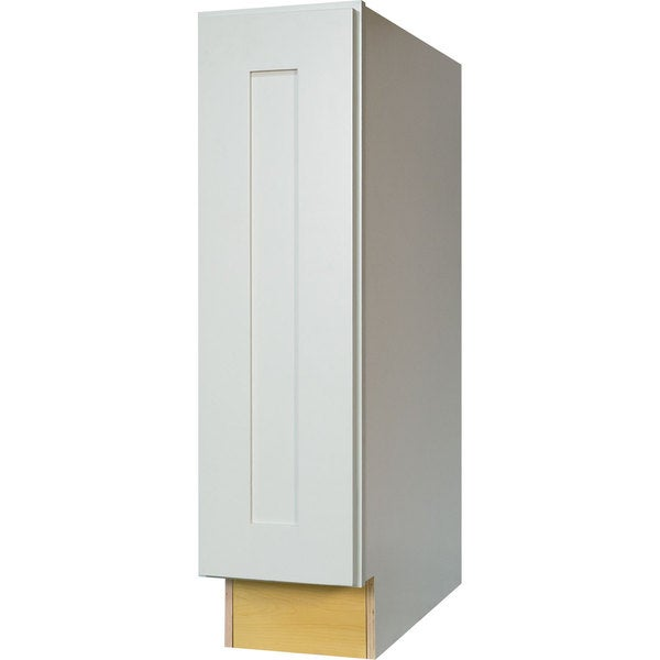 Everyday Cabinets 9 Inch White Shaker Full Height Door