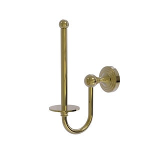 Allied Brass Sag Harbor Collection Upright Toilet Tissue Holder