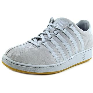 K-Swiss Men's 'Classic VN SDE UL Reflective' Regular Suede Athletic Shoes