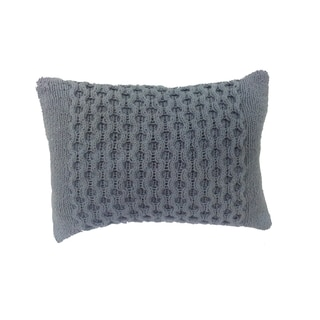 14-inch x 20-inch Knit Pillow