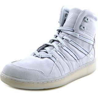K-Swiss Men's 'Volley Mid SDE Reflective' Regular Suede Athletic Shoes