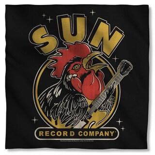 Sun/Rocking Rooster Polyester Bandana