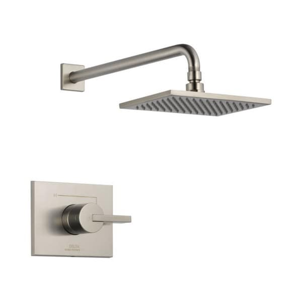 Delta Vero Monitor 14 Series Shower Trim T14253-SS Stainless - Free ...