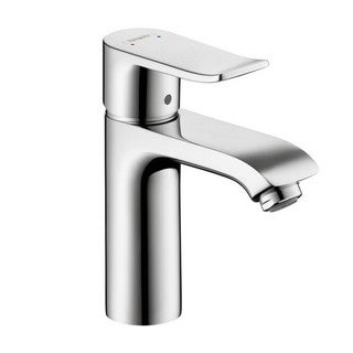Hansgrohe Metris E Single Hole Bathroom Faucet 31204001 Chrome