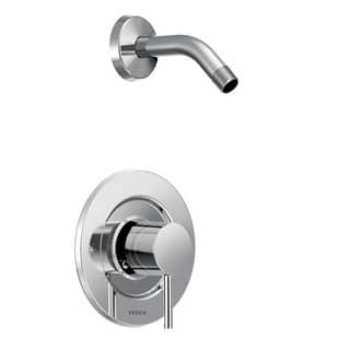 one piece shower faucet. Moen Align Shower Faucet T2192NH Chrome Bathroom Faucets For Less  Overstock