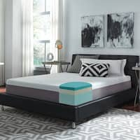 Slumber Solutions Choose Your Comfort 12-inch California King-size Gel Memory Foam Mattress