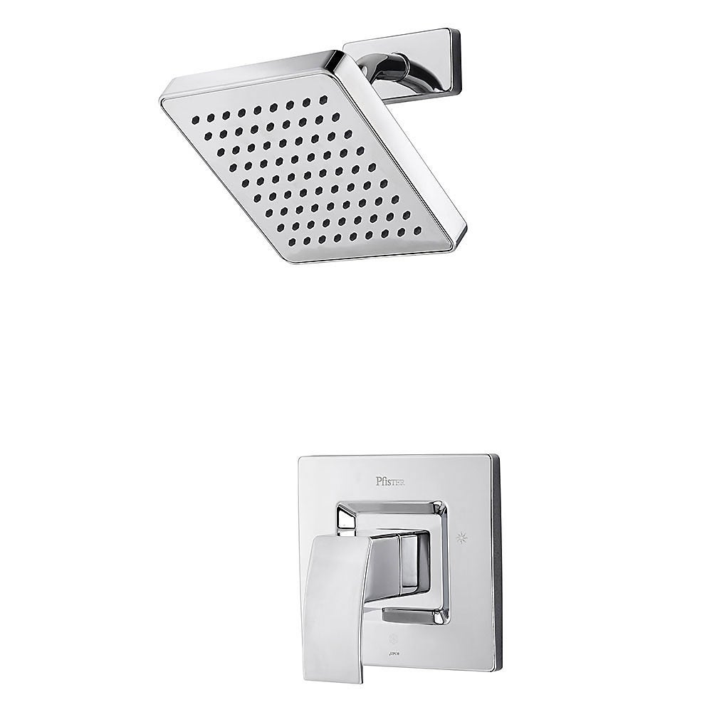 Pfister Kenzo Shower Faucet G89-7DFC Polished Chrome (Gre...