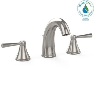 Toto Silas Widespread Bathroom Faucet TL210DD#PN Polished Nickel
