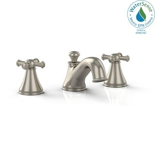 Toto Vivian Widespread Bathroom Faucet TL220DD#BN Brushed Nickel