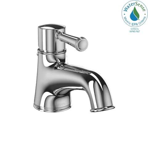 Toto Vivian Single Handle 1.5 GPM Bathroom Sink Faucet, Polished Chrome (TL220SD#CP)