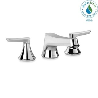 Toto Widespread Bathroom Faucet TL230DD#CP Polished Chrome