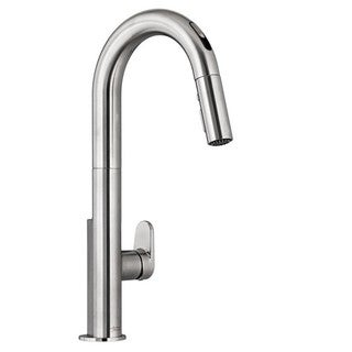 American Standard Beale Hands-Free Pull-Down Kit Faucet 4931.380.075 Stainless Steel