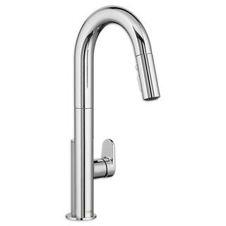American Standard Beale Pull-Down Kitchen Faucet 4931.300.002 Polished Chrome