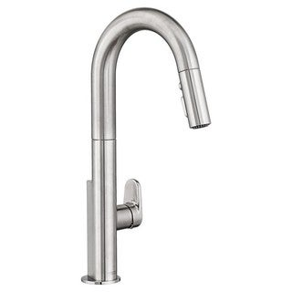 American Standard Beale Pull-Down Kitchen Faucet 4931.300.075 Stainless Steel