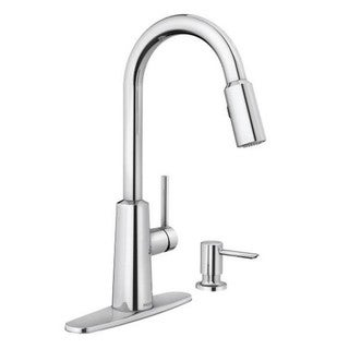 Moen Nori Single Hole Kitchen Faucet 87066 Chrome