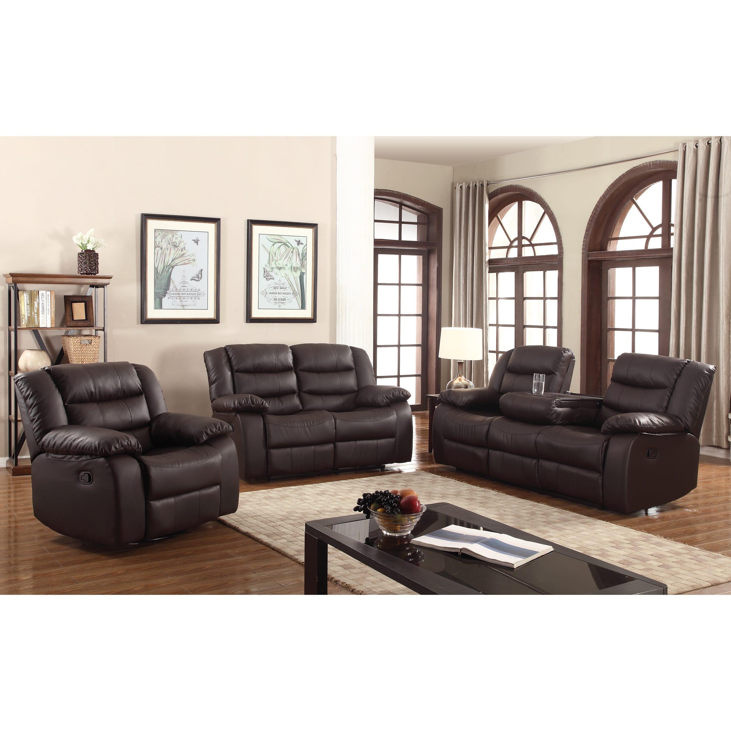 Deals On Sofa Sets: Buy Living Room Furniture Sets Online At Overstock